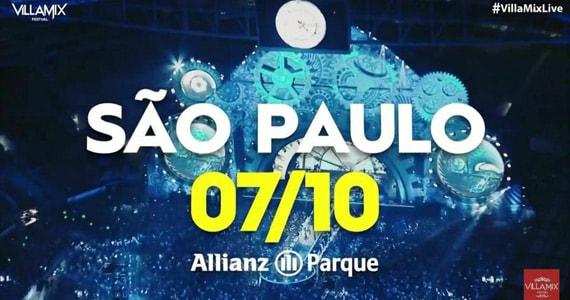 Villa Mix Festival reúne grandes nomes da música sertaneja no Allianz Parque Eventos BaresSP 570x300 imagem
