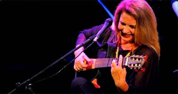 Wanda Sá convida Carlos Lyra para o palco do Bourbon Street Music Club Eventos BaresSP 570x300 imagem