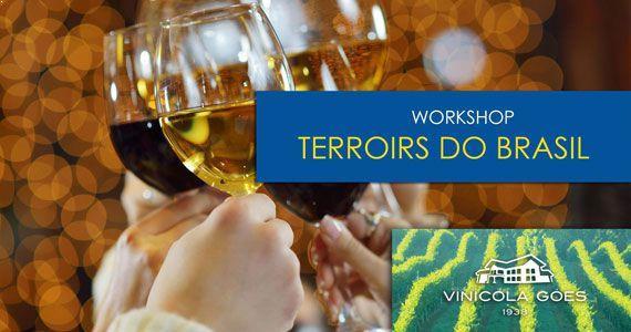 Vinícola Gos oferece Workshop Terroirs do Brasil neste sábado Eventos BaresSP 570x300 imagem