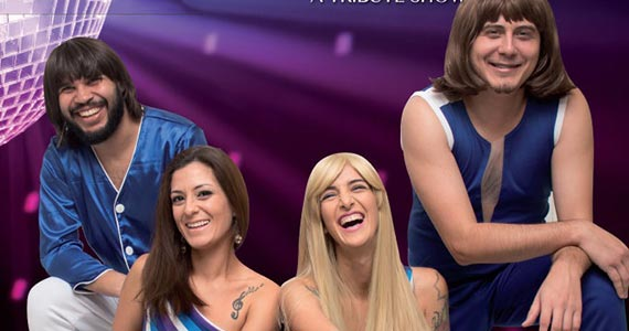 Teatro das Artes terá Tribute Show do ABBA The Music