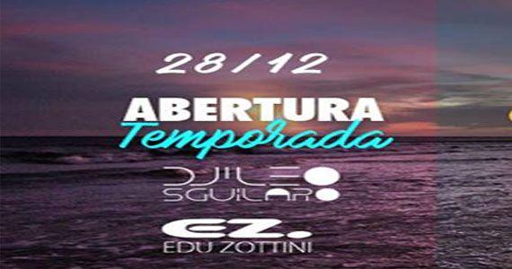Djs Léo Sguillaro e Edu Zottini abrem a temporada do Parador Maresias Eventos BaresSP 570x300 imagem