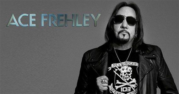 Ace Frehley, ex-guitarrista da banda Kiss, divulga o albúm Origins no Tom Brasil Eventos BaresSP 570x300 imagem