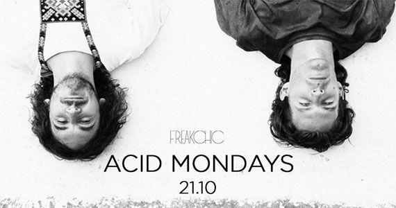 D Edge agita a noite com os melhores hits com Freakchic com Acid Mondays Eventos BaresSP 570x300 imagem