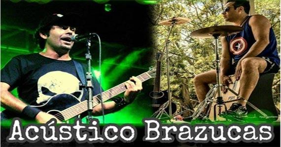 Marcio Fellix & Luciano Callado com acústicos Brazucas no Goodfellas Bar Eventos BaresSP 570x300 imagem