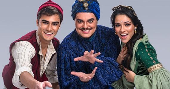 Aladdin O Musical estreia no Teatro Porto Seguro em Novembro Eventos BaresSP 570x300 imagem