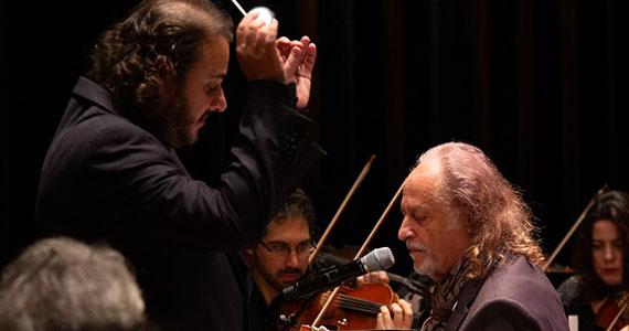 Alceu Valença e Orquestra realizam show gratuito no Ibirapuera Eventos BaresSP 570x300 imagem