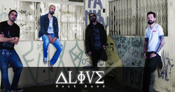 Alive Rock Band traz o melhor do pop rock para o palco do Stones Music Bar Eventos BaresSP 570x300 imagem