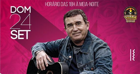 Amado Batista se apresenta no palco do Terra Country Interlagos, neste domingo Eventos BaresSP 570x300 imagem
