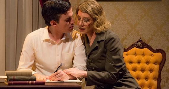 Teatro Eva Herz apresenta a impactante peça Amar, Verbo Intransitivo Eventos BaresSP 570x300 imagem