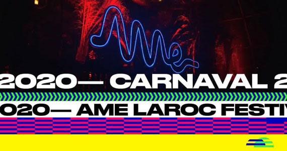 Ame Laroc Festival realiza nova edição Carnaval Eventos BaresSP 570x300 imagem