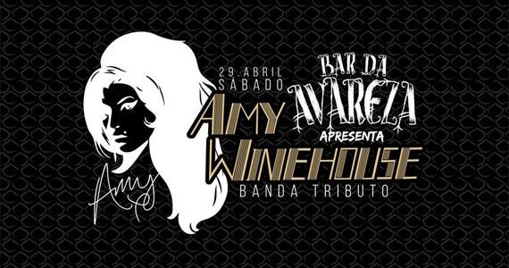 Tributo mais que especial com a Amy Winehouse Tribute Brasil no Bar da Avareza Eventos BaresSP 570x300 imagem