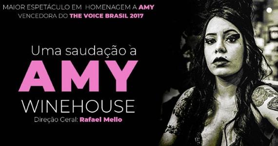 Uma Saudação à Amy Winehouse por Samantha Ayara no Theatro NET Eventos BaresSP 570x300 imagem