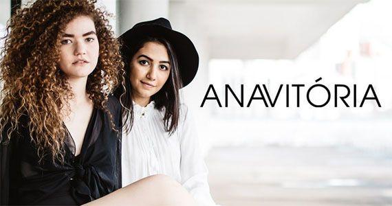 Duo Anavitória apresentam canções autorais e releituras no Tom Brasil Eventos BaresSP 570x300 imagem