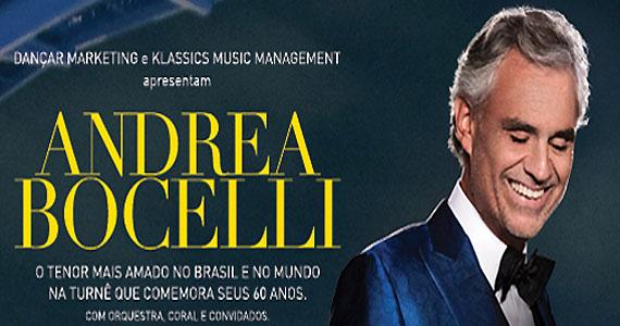 Andrea Bocelli canta clássicos da ópera e hits de sua carreira no Allianz Parque Eventos BaresSP 570x300 imagem