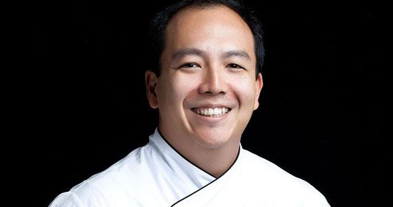 Bella Masano convida o premiado chef André Saburó para jantar a quatro mãos no Amadeus Eventos BaresSP 570x300 imagem