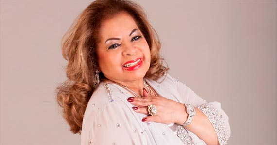 A cantora Angela Maria se apresenta em um show especial no Sesc Santo André Eventos BaresSP 570x300 imagem