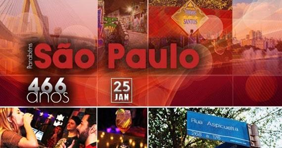 Boteco Todos os Santos comemora o Aniversário de SP com festa Eventos BaresSP 570x300 imagem