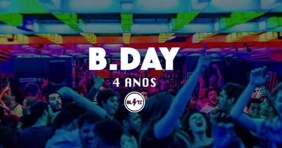 Blitz Haus comemora aniversário de 4 anos com Open Bar e Pré-Réveillon Eventos BaresSP 570x300 imagem