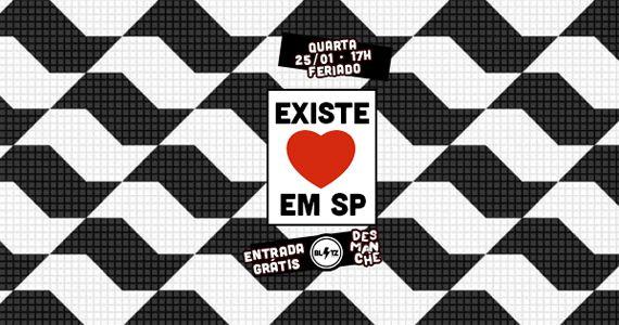 Aniversário de SP no Espaço Desmanche e Blitz com a Festa Existe Amor Em SP Eventos BaresSP 570x300 imagem