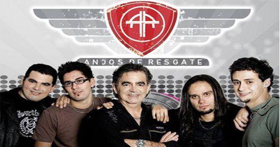 Show com a banda Anjos de Resgate na Praça de Eventos São Sebastião Eventos BaresSP 570x300 imagem