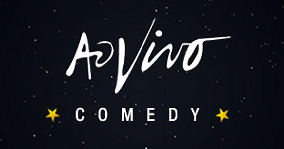 Ao Vivo Comedy arranca risadas do público no Ao Vivo Music com humoristas convidados Eventos BaresSP 570x300 imagem