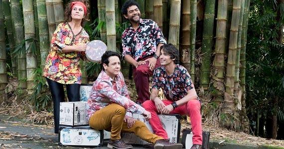 Os Fourasteiros apresentam uma festiva alquimia brasileira no Ao Vivo Music Eventos BaresSP 570x300 imagem