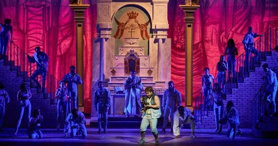 Musical Aparecida abre nova temporada no Teatro Prevent Senior Eventos BaresSP 570x300 imagem