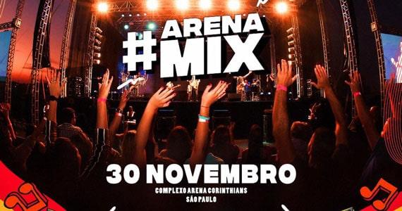 Festival Arena Mix reúne Kevinho, Matheus & Kauan e mais Eventos BaresSP 570x300 imagem