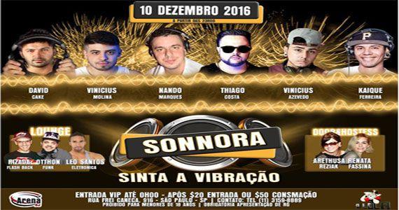 Festa Sonnora Party-Day - Tribal Bass no A Lôca com Arena Dj Eventos BaresSP 570x300 imagem