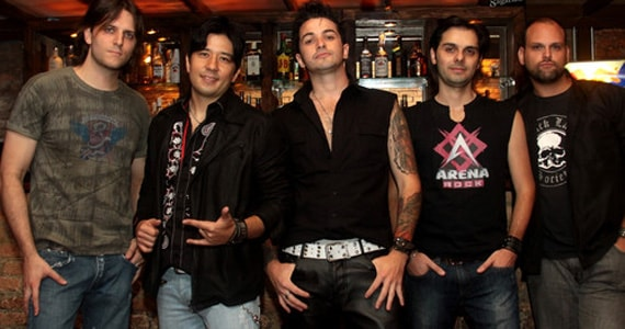 Arena Rock comanda a noite com clássicos do pop rock no Wild Horse Music Bar Eventos BaresSP 570x300 imagem