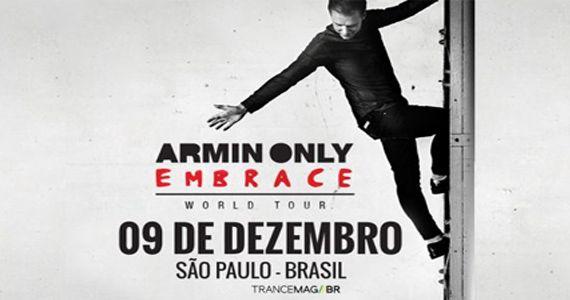 Armin traz para o Pavilhão do Anhembi a sua nova turnê Armin Only Embrace  Eventos BaresSP 570x300 imagem