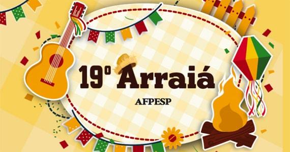 19º Arraiá no AFPESP Serra Negra Eventos BaresSP 570x300 imagem
