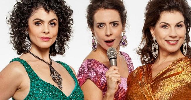 As Atrizes, uma comédia de Juca de Oliveira estreia no Teatro Opus Eventos BaresSP 570x300 imagem