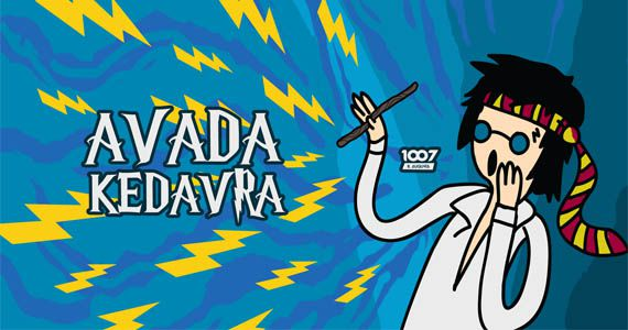 Sexta vai rolar a festa Avada Kedavra na 1007 - Augusta em comemoração ao novo filme Animais Fantásticos e Onde Habitam Eventos BaresSP 570x300 imagem