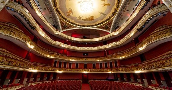 Ópera A Viuva Alegre encerra a temporada lírica do Theatro Municipal de São Paulo Eventos BaresSP 570x300 imagem