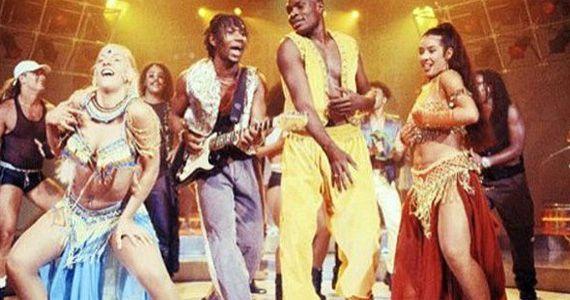 Festa, alegria e muito gingado com o melhor do axé dos anos 90 Eventos BaresSP 570x300 imagem