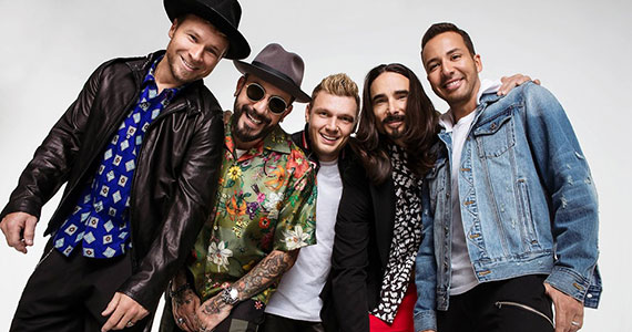 Backstreet Boys retorna ao Brasil com show no Allianz Parque
