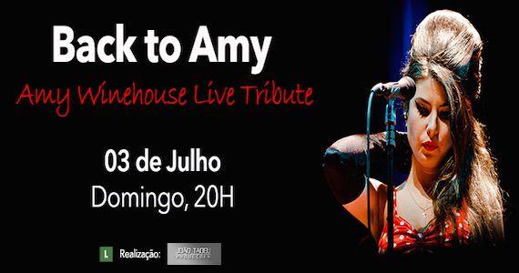Teatro Bradesco relembra sucessos de Amy Winehouse no espetáculo Back to Amy Eventos BaresSP 570x300 imagem