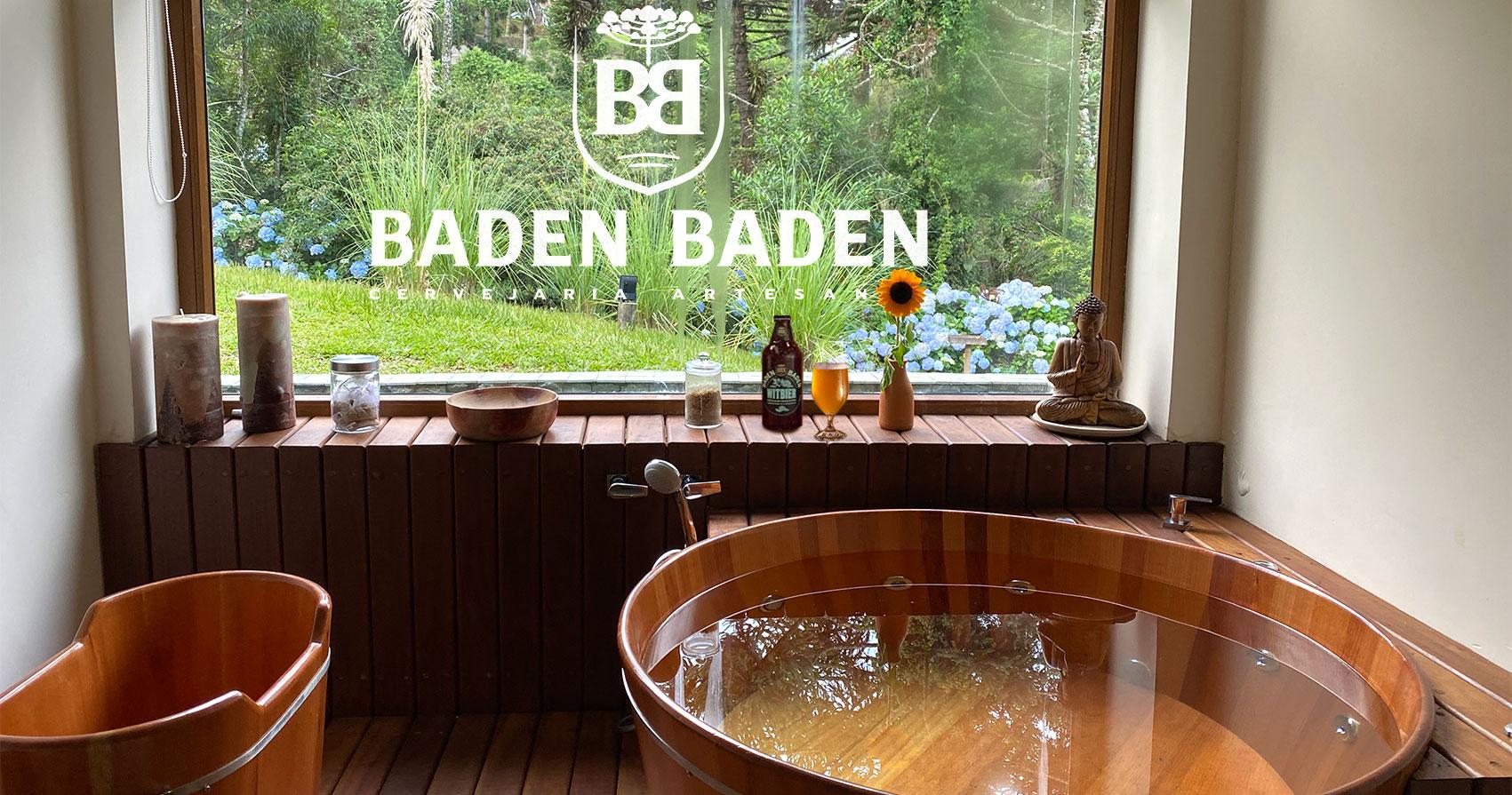Baden Baden Beer Bath promove banho cervejeiro inédito em Campo Do Jordão Eventos BaresSP 570x300 imagem