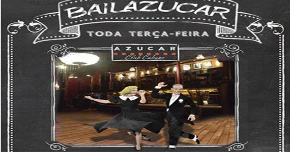 Terça é dia de dançar e se divertir com todos os ritmos de salão no BailAzucar no Azucar  Eventos BaresSP 570x300 imagem