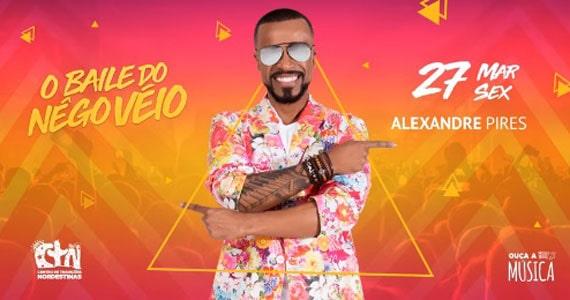 Alexandre Pires apresenta o Baile do Nêgo Véio no palco do CTN Eventos BaresSP 570x300 imagem