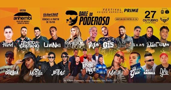 Baile do Poderoso reúne Livinho, Marília Mendonça, Matuê e mais Eventos BaresSP 570x300 imagem