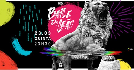 Mc Kekel embala a edição do Baile do Leão no Lions Nightclub Eventos BaresSP 570x300 imagem