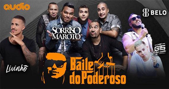 O Baile do Poderoso com Sorriso Maroto, Belo, MC Livinho e MC G15 na Audio Eventos BaresSP 570x300 imagem