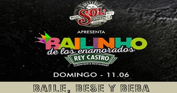 Bailinho de Los Enamorados celebra com namorados e solteiros no Rey Castro Eventos BaresSP 570x300 imagem