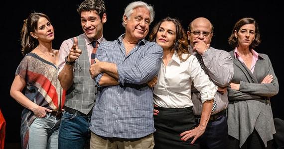 Espetáculo Baixa Terapia retorna à São Paulo com Antonio Fagundes e grande elenco Eventos BaresSP 570x300 imagem