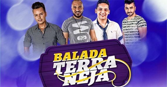 Muito alto astral no show das duplas Luis Augusto & Gabriel e Vander & Flávio no Terra Country Eventos BaresSP 570x300 imagem