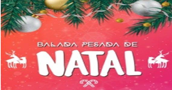 Pelo quarto ano consecutivo a Balada Pesada de Natal está de volta no Teatro Mars Eventos BaresSP 570x300 imagem