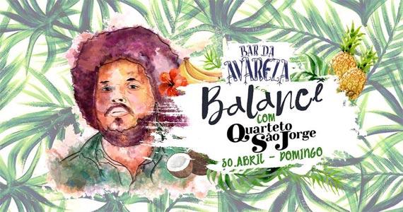 Especial Tim Maia com o Quarteto São Jorge animando a Festa Balancê no Bar da Avareza Eventos BaresSP 570x300 imagem