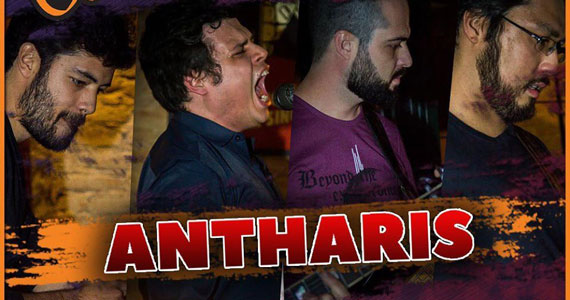 Noite de pop rock com a banda Anthares no Stones Music Bar